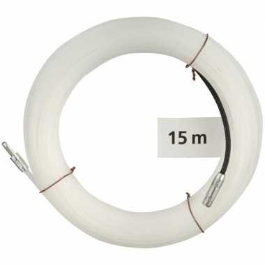 1x kabeltrekker / trekveer 15 meter