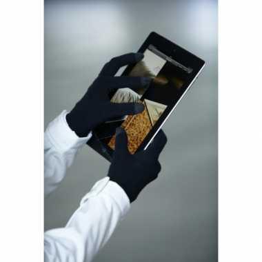 Touchscreen gebreide handschoenen