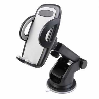 Universele mobiele telefoon houder voor in de auto met zuignap en ver