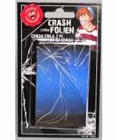 Telefoon sticker gebroken glas